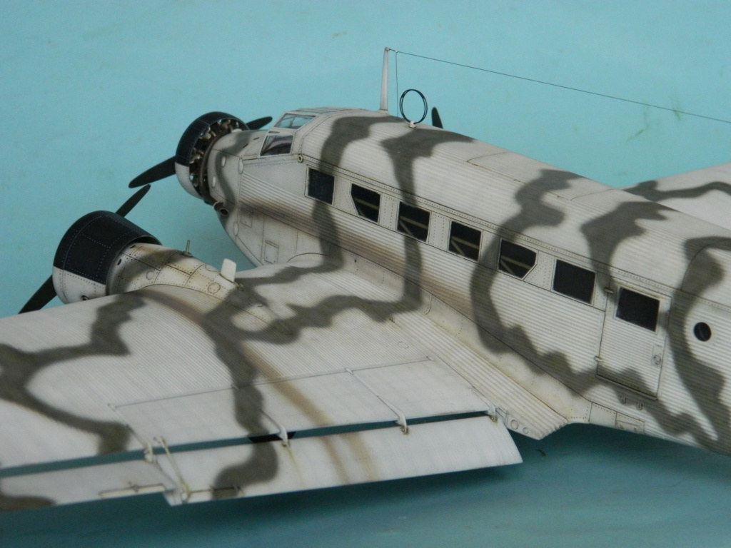 "Ju 52. Revell 1/48. ""Ende"". - Page 6 7817"