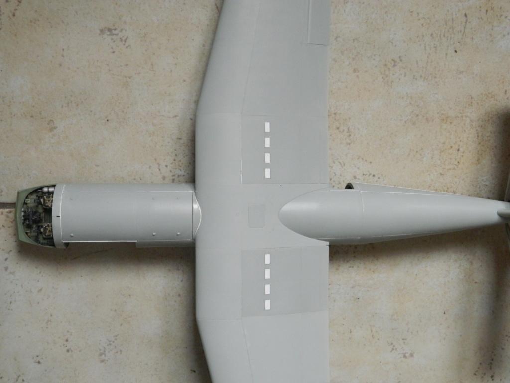 A.S.51 HORSA  Mk.1.  Bronco 1/35. Peinture. 8016