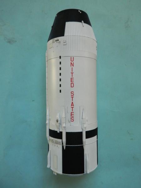APOLLO 11. AS-506.   Saturn v . Terminé. - Page 4 8113