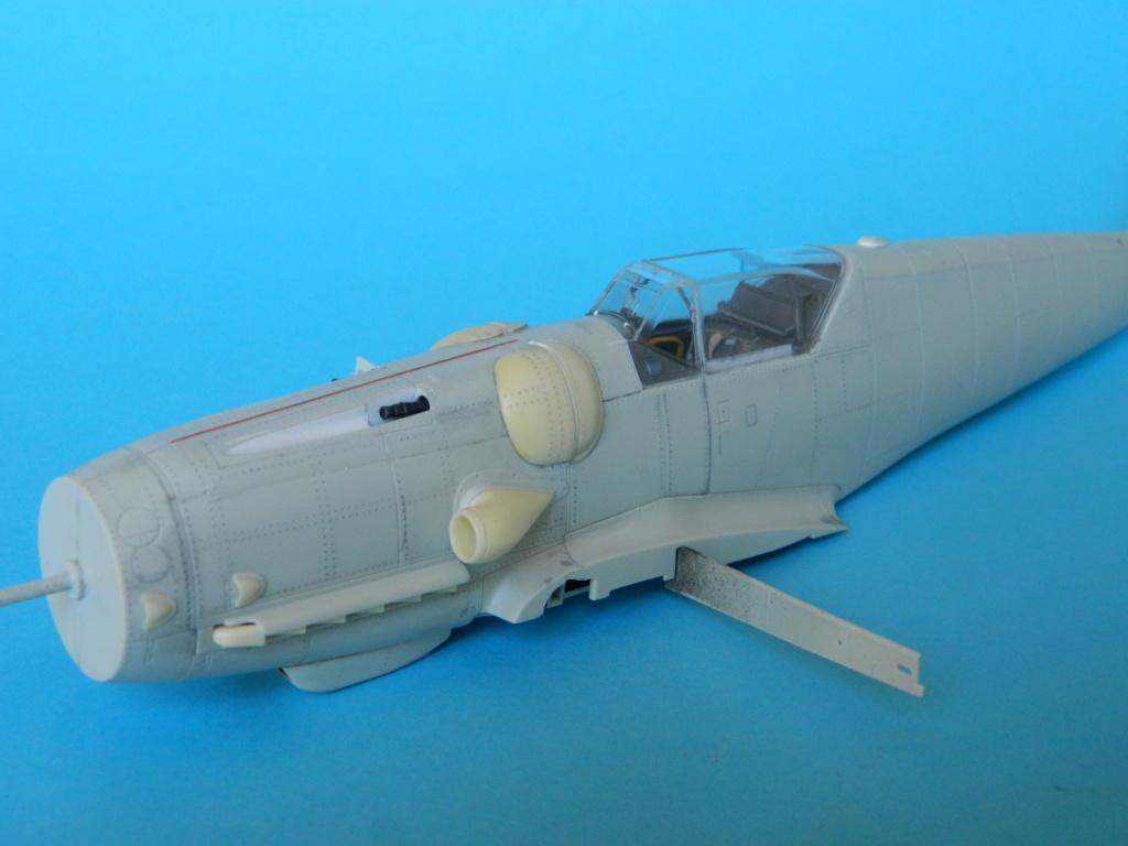 Messerschmitt Bf.109 G14. Revell 1/32. Ende. 825