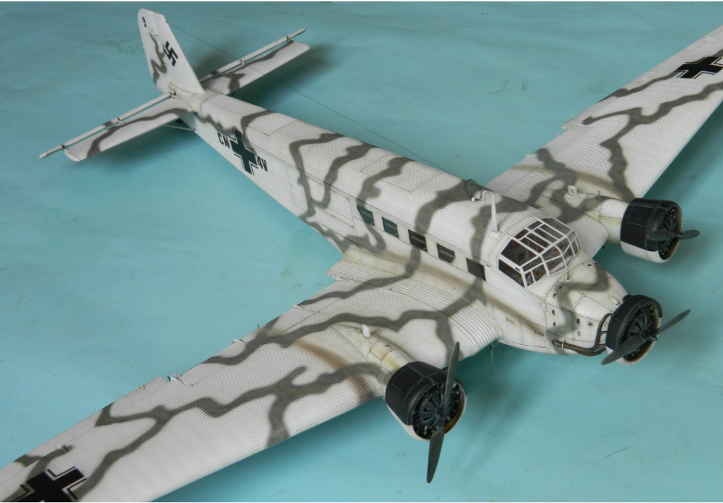 "Ju 52. Revell 1/48. ""Ende"". - Page 6 8310"