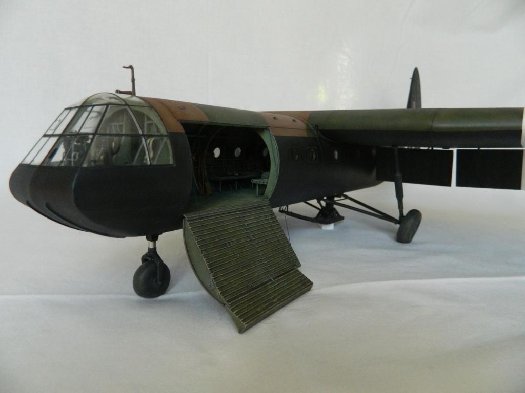 A.S.51 HORSA  Mk.1.  Bronco 1/35. Peinture. 8618