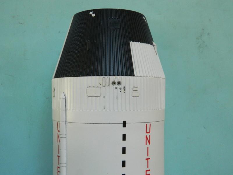 APOLLO 11. AS-506.   Saturn v . Terminé. - Page 4 8714