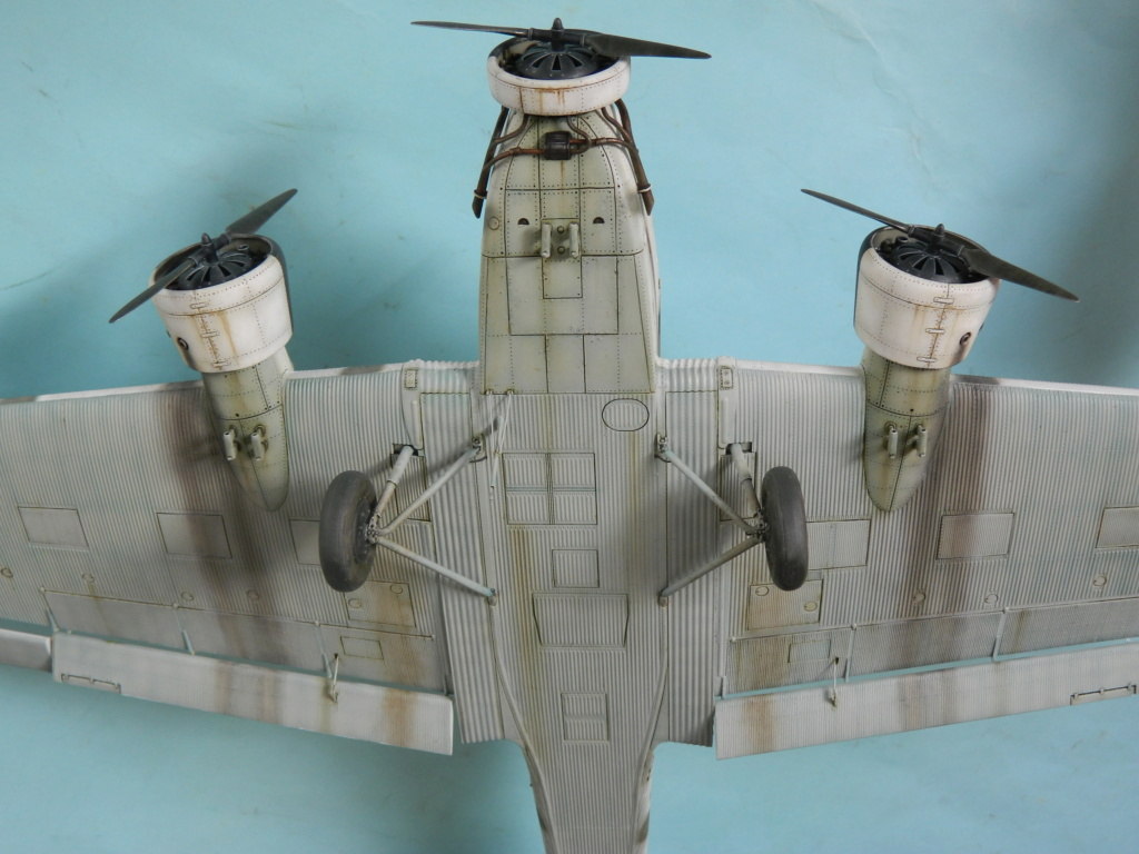"Ju 52. Revell 1/48. ""Ende"". - Page 6 8717"