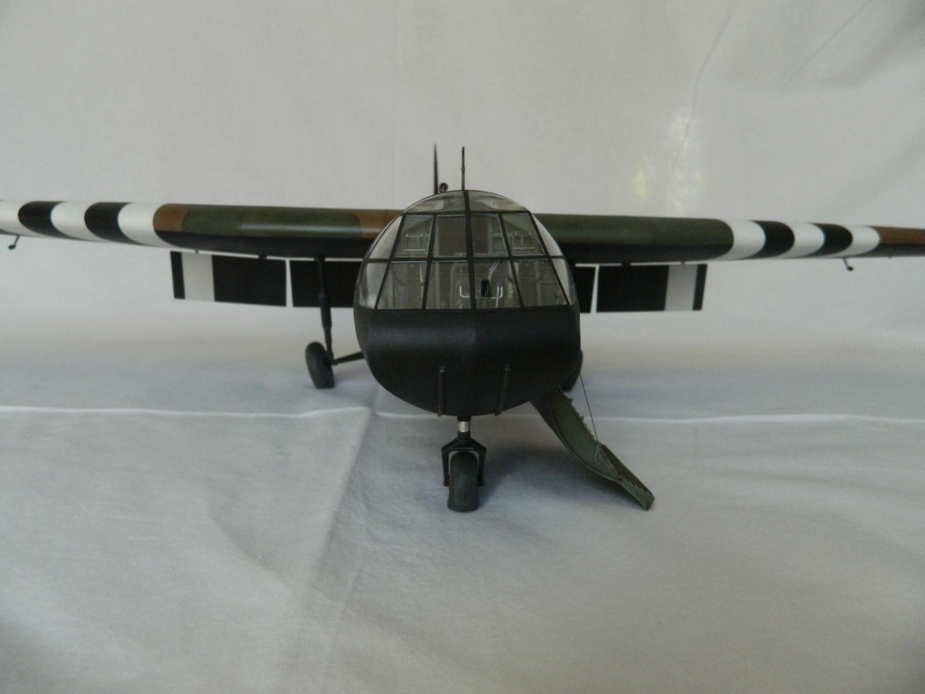 A.S.51 HORSA  Mk.1.  Bronco 1/35. Peinture. 8718