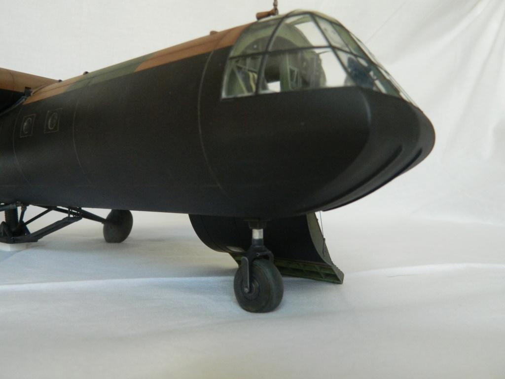A.S.51 HORSA  Mk.1.  Bronco 1/35. Peinture. 8819