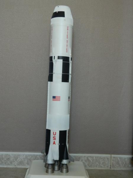 APOLLO 11. AS-506.   Saturn v . Terminé. - Page 4 9014