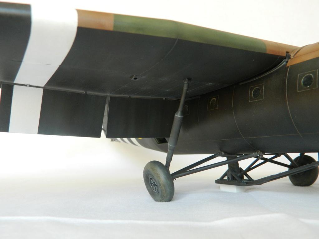 A.S.51 HORSA  Mk.1.  Bronco 1/35. Peinture. 9018