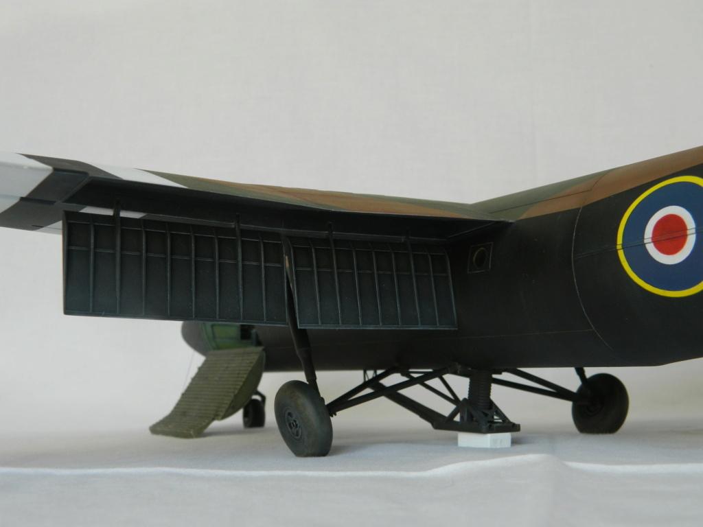 A.S.51 HORSA  Mk.1.  Bronco 1/35. Peinture. 9115