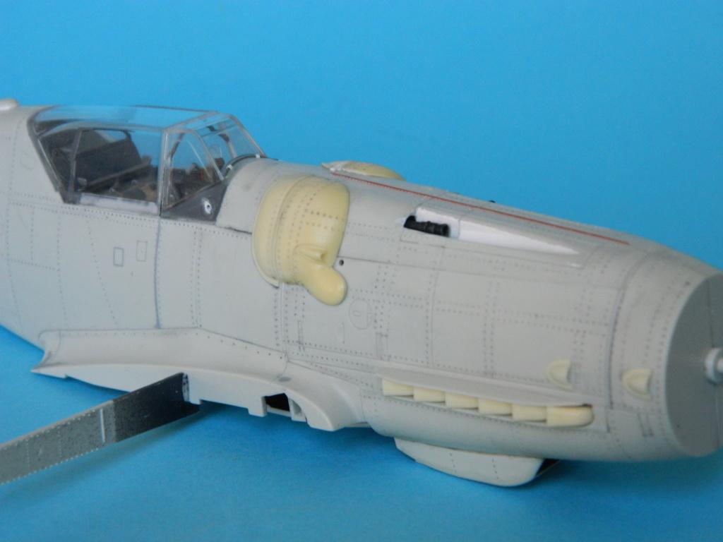 Messerschmitt Bf.109 G14. Revell 1/32. Ende. 925