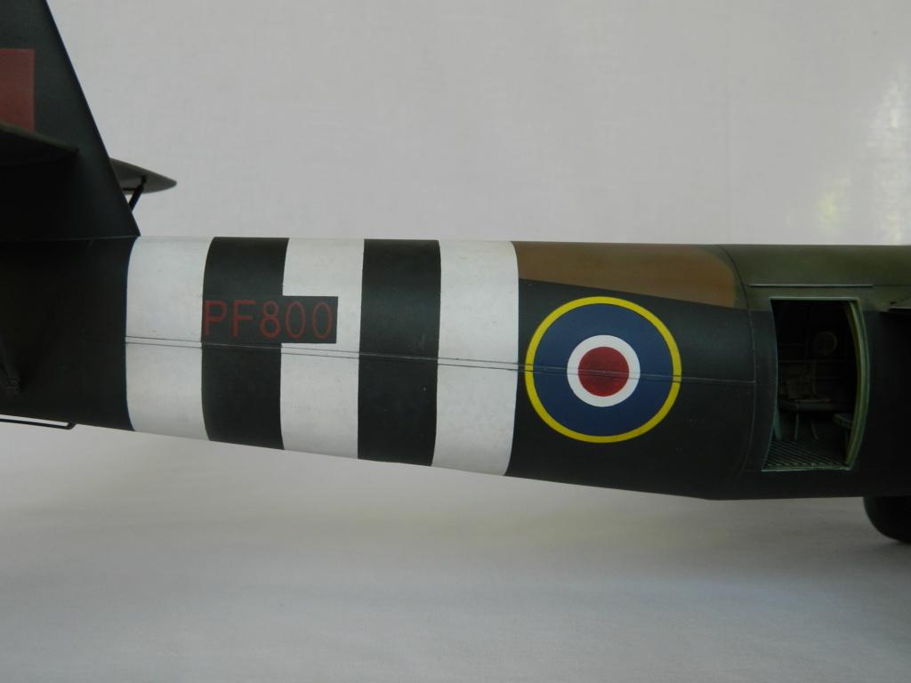 A.S.51 HORSA  Mk.1.  Bronco 1/35. Peinture. 9319