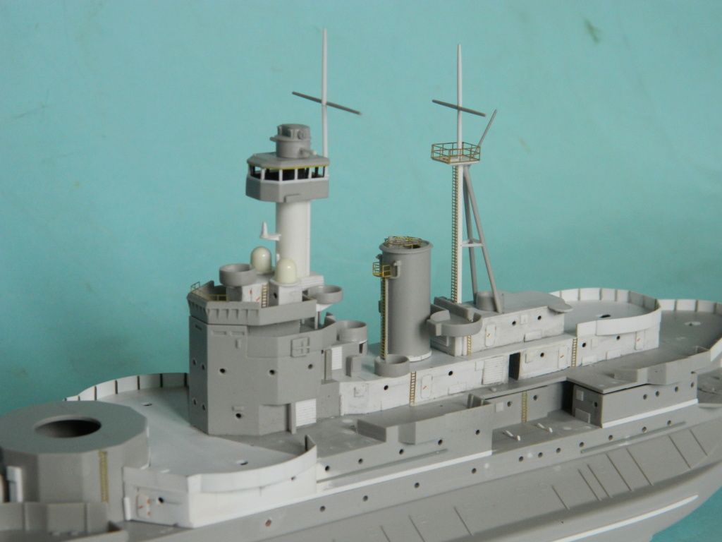 HMS Abercrombie Monitor. 1/350Trumpeter. 934