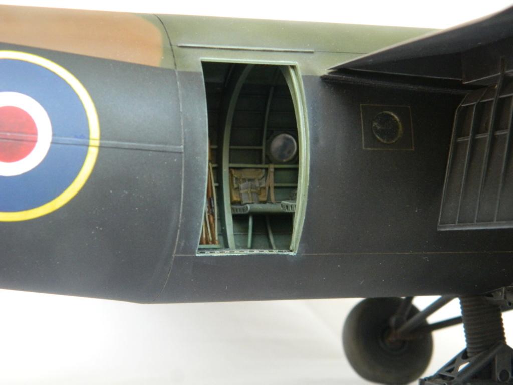 A.S.51 HORSA  Mk.1.  Bronco 1/35. Peinture. 9418