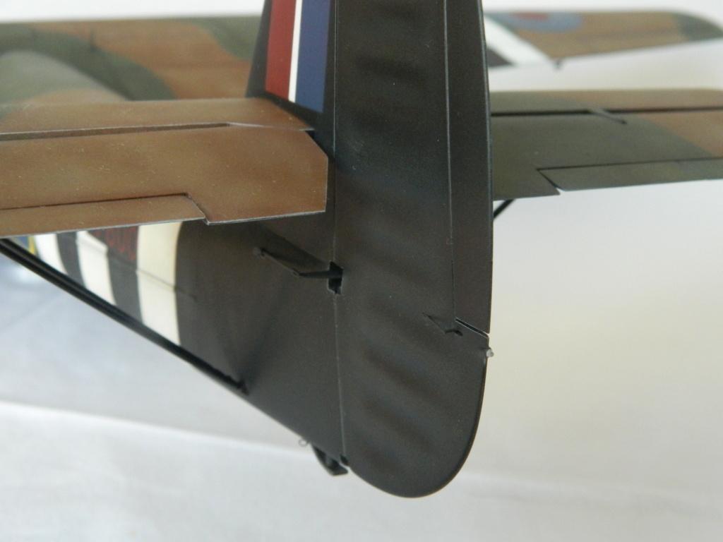 A.S.51 HORSA  Mk.1.  Bronco 1/35. Peinture. 9518