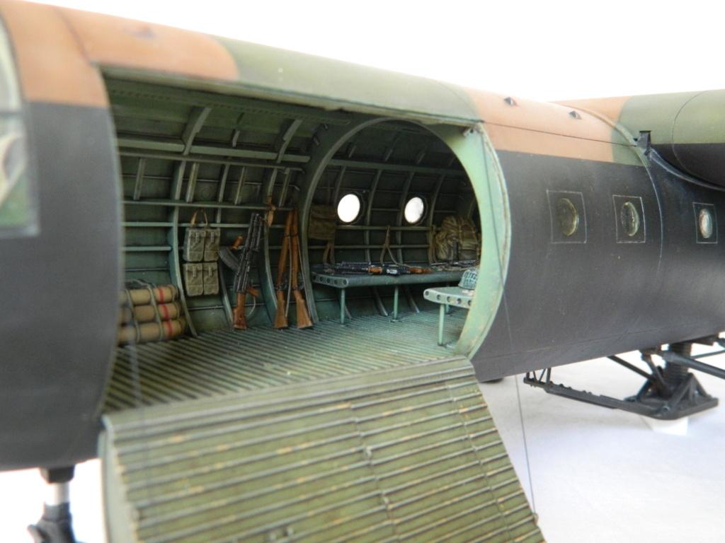 A.S.51 HORSA  Mk.1.  Bronco 1/35. Peinture. 9619