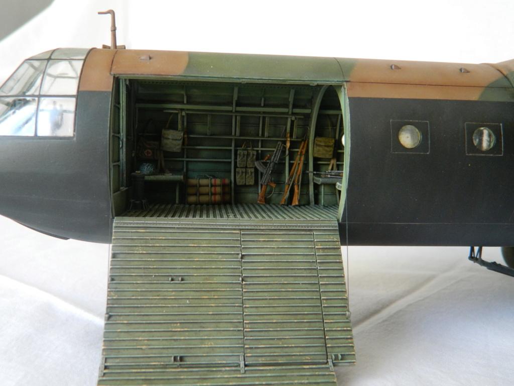 A.S.51 HORSA  Mk.1.  Bronco 1/35. Peinture. 9716