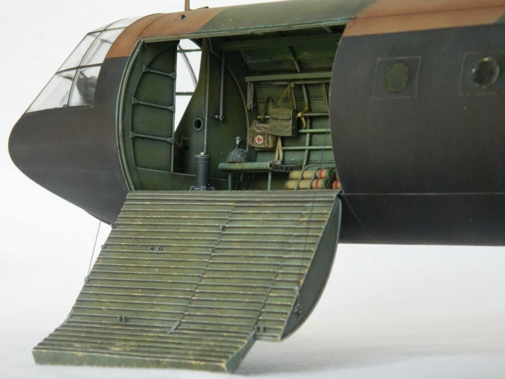 A.S.51 HORSA  Mk.1.  Bronco 1/35. Peinture. 9814