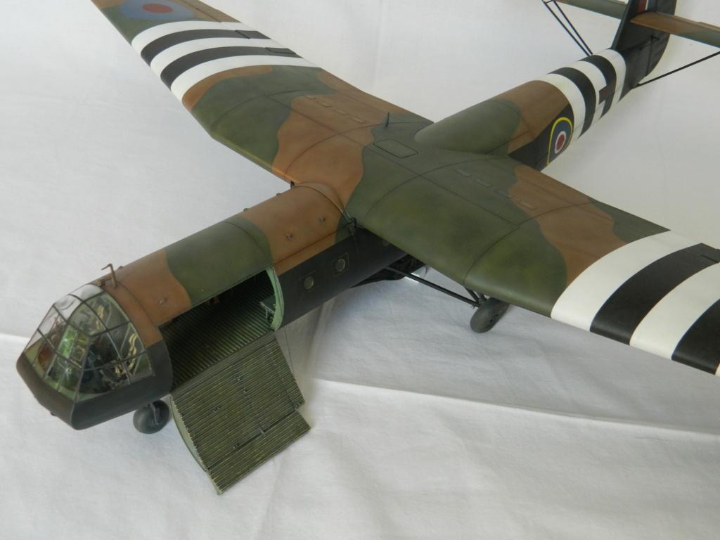 A.S.51 HORSA  Mk.1.  Bronco 1/35. Peinture. 9918
