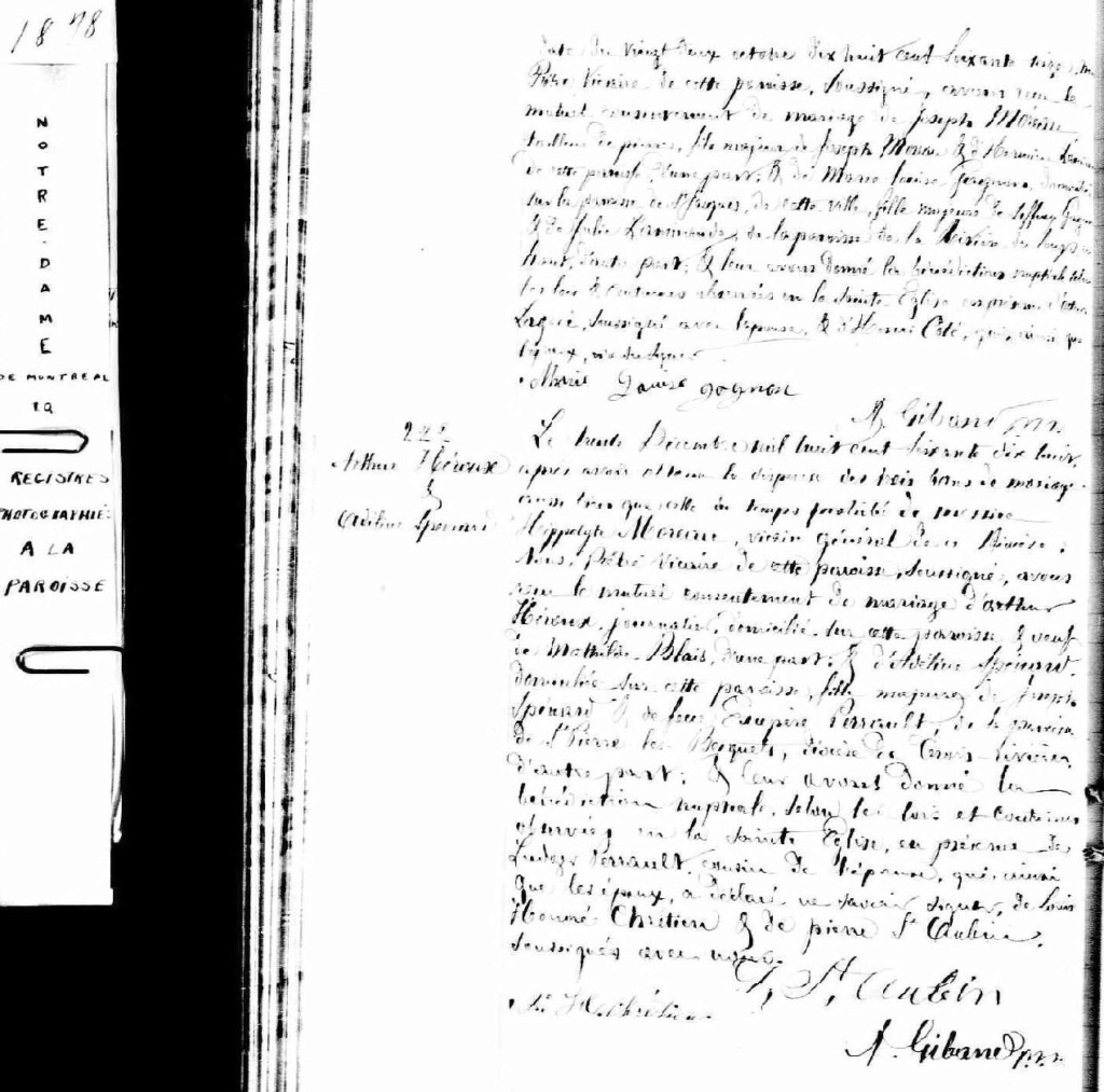 SPINARD Adeline - Recherches Origine Indienne Acte_d29
