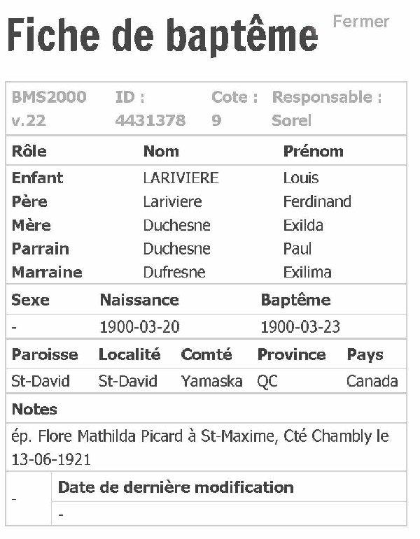 Ferdinand Larivière Fiche_51