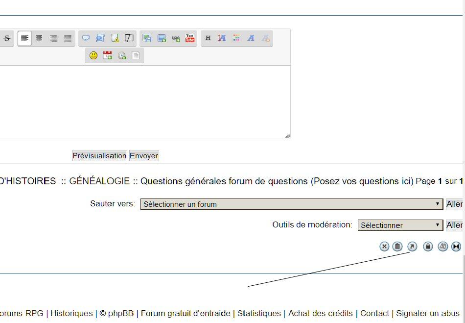 QUESTION RÉSOLU FORUM DE QUESTION - PROCÉDURE Resolu12