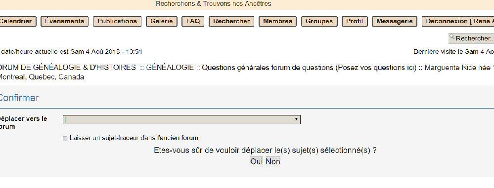 QUESTION RÉSOLU FORUM DE QUESTION - PROCÉDURE Resolu13