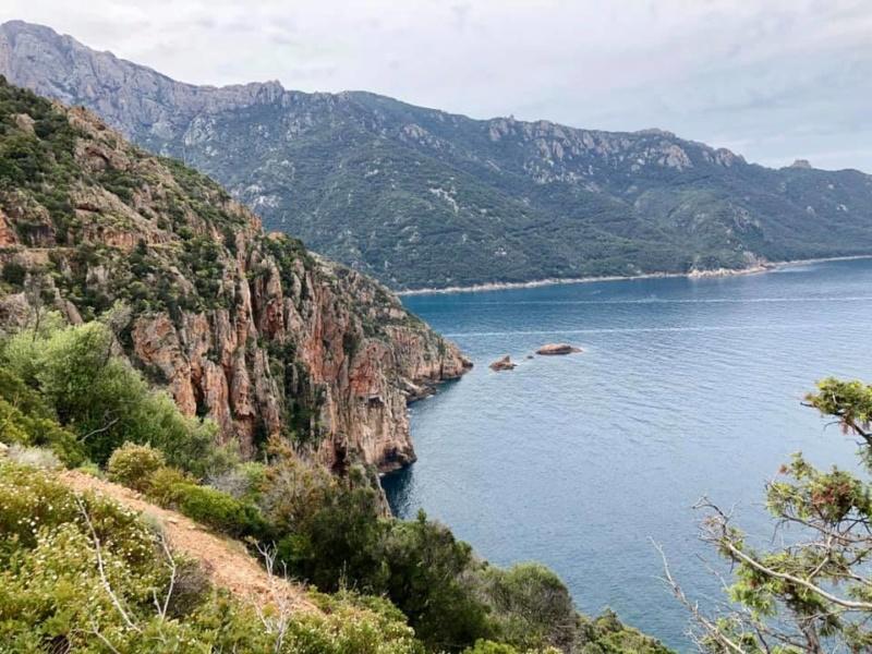 Mare e monti di Corsica 60069510
