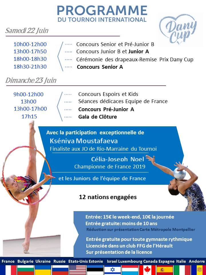 Dany Cup 2018 - Tournoi international + stage gym et coach - Montpellier Dany_c10