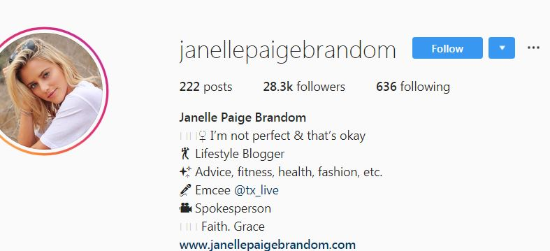 Bachelor 23 - Janelle Paige Brandom - **Sleuthing Spoilers** Captu102