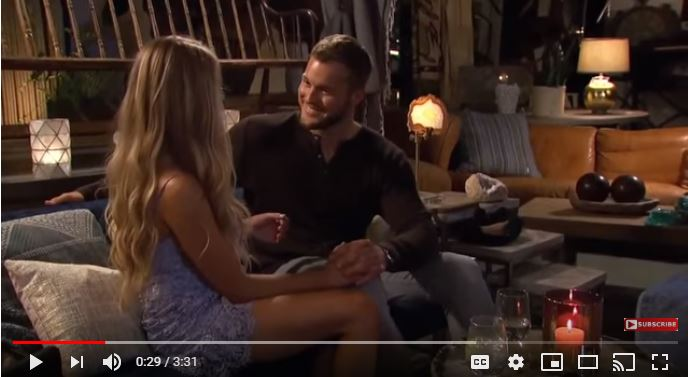 BACHELOR 23 - Colton Underwood - Screencaps - NO DISCUSSION - **NO SPOILERS** - *SLEUTHING*  Captu142