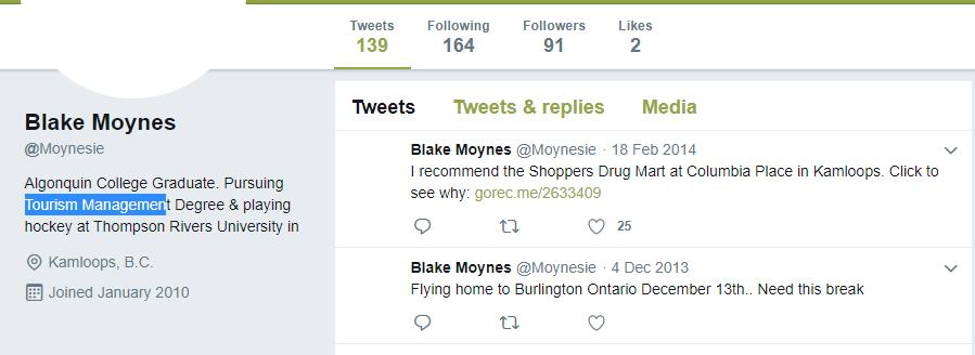 Blake Moynes - Bachelorette 16 - **Sleuthing Spoilers** Captu215