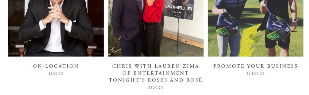 Chris Harrison - Host & Lauren Zima - Discussion - Page 6 Captu302