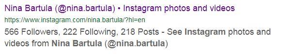 Bachelor 23 - Nina Bartula - Discussion - *Sleuthing Spoilers* Nina10