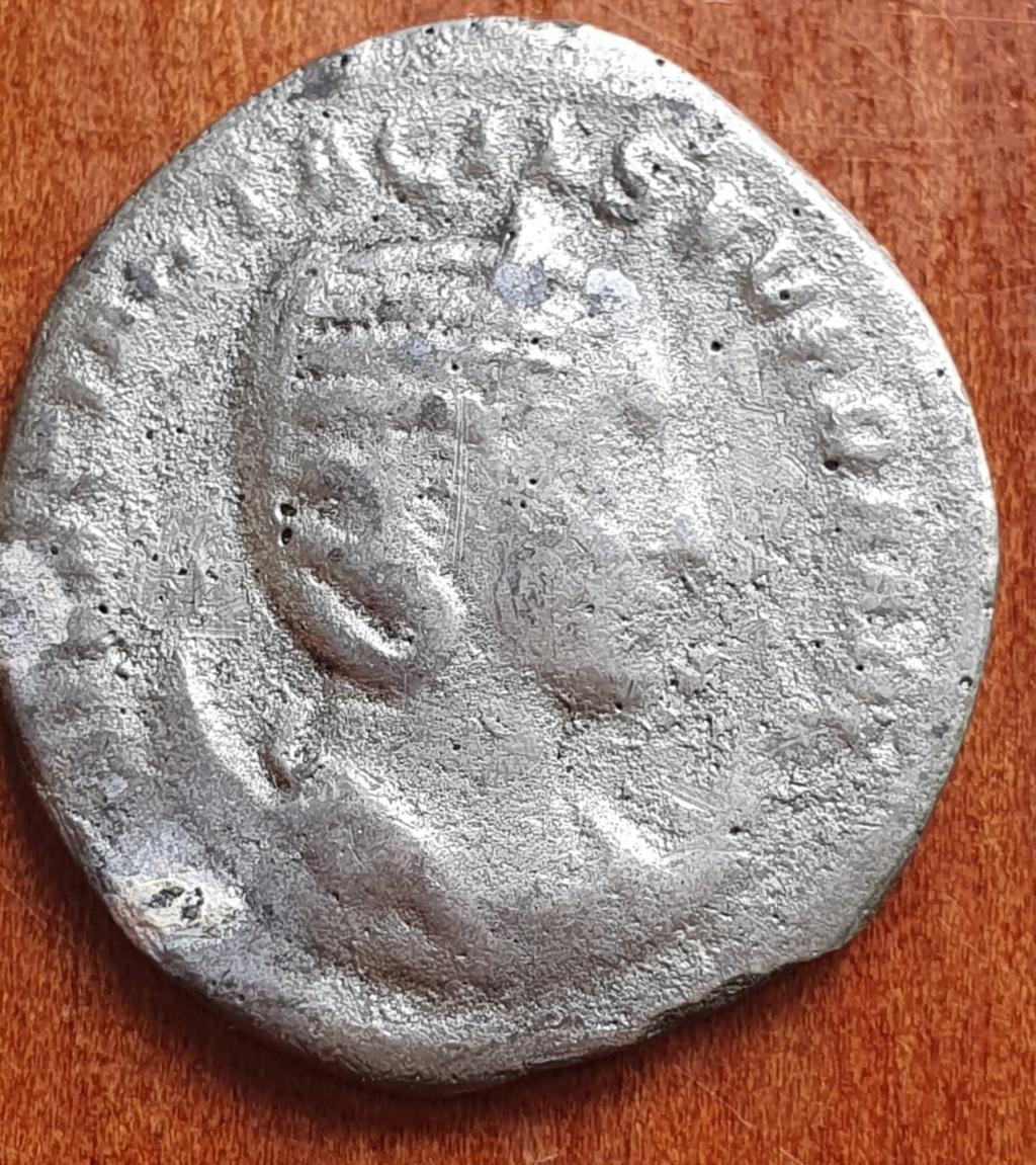 Antoniniano de Otacilia Severa. CONCORDIA AVGG. Concordia sedente a izq. Roma. 20200347