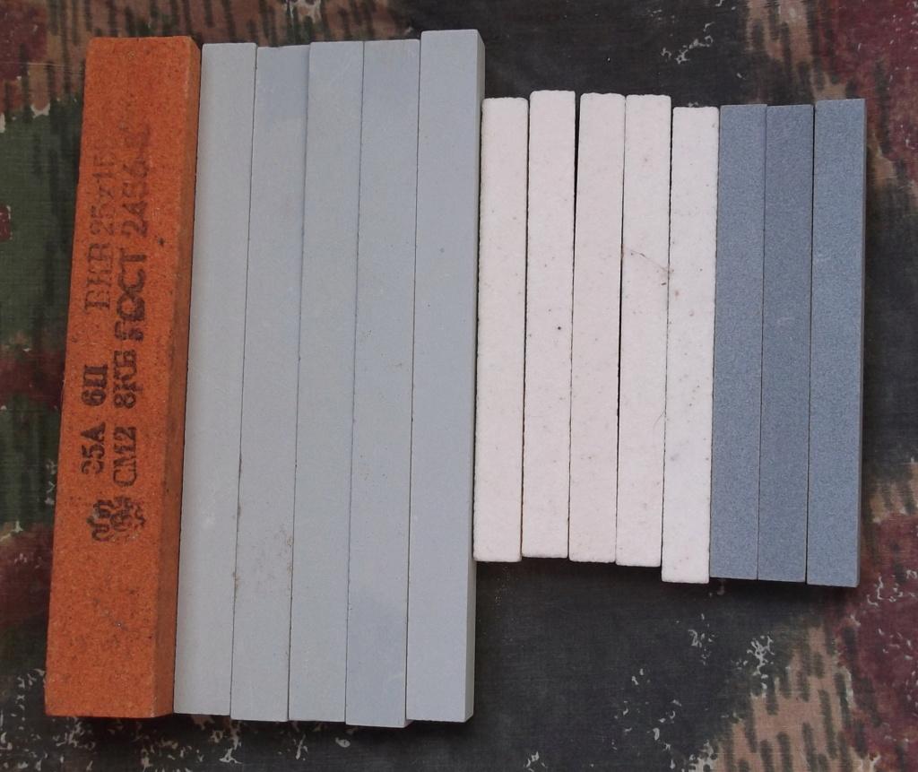 бруски(оселки) для заточки и доводки 00114