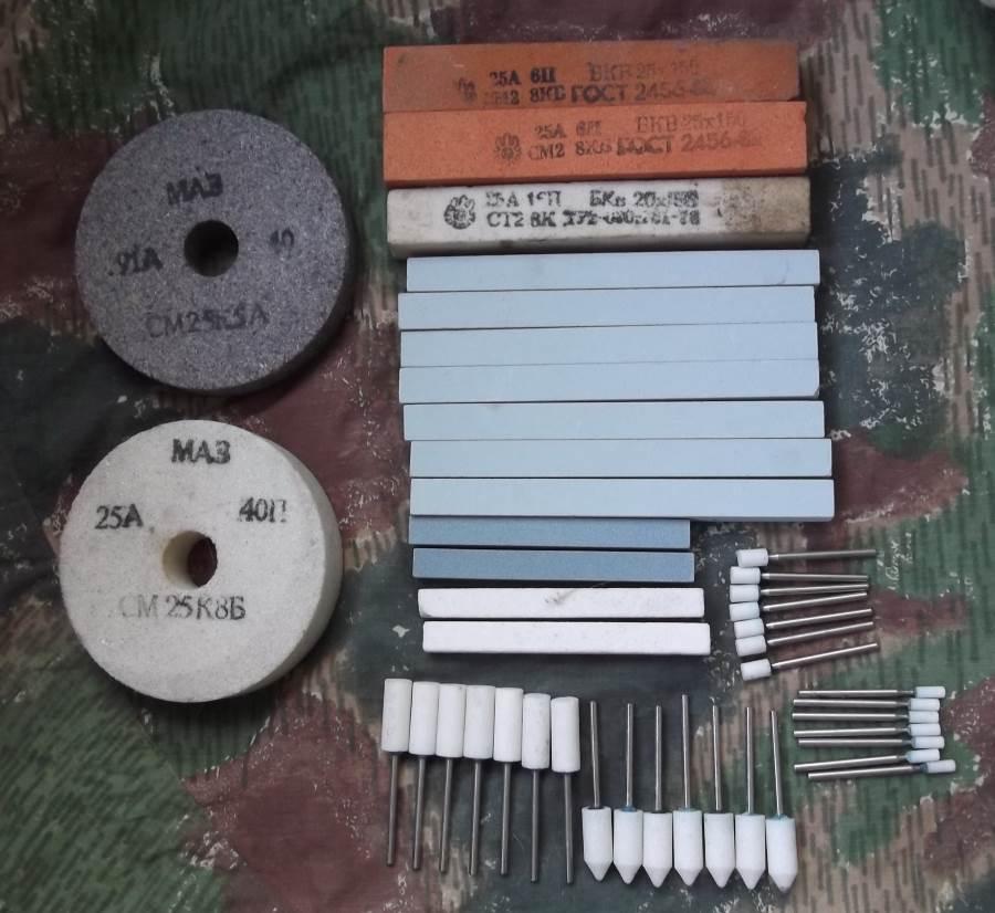 бруски(оселки) для заточки и доводки 00115