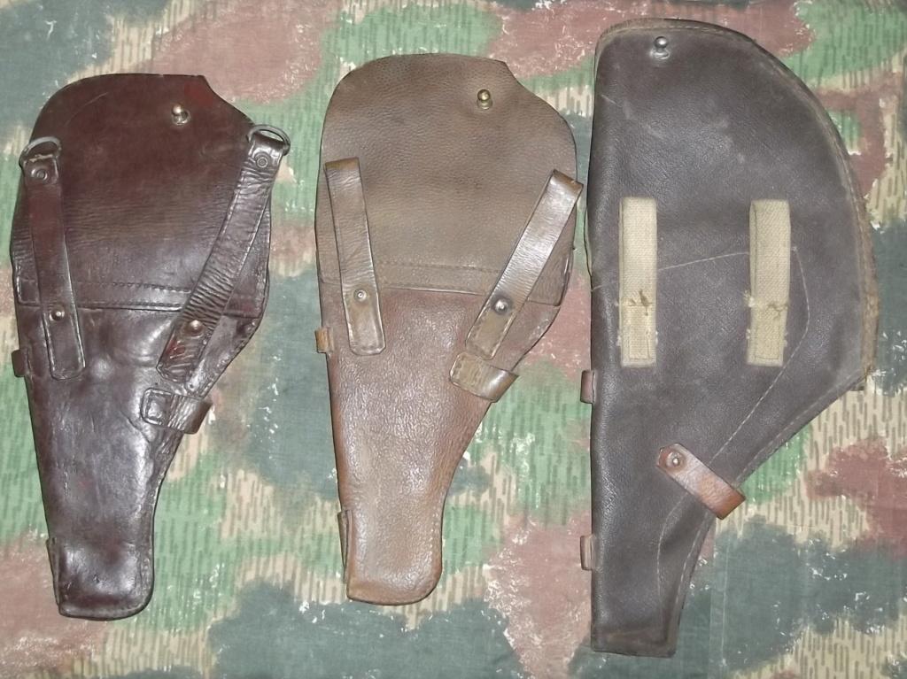 три разных кобуры ТТ. 04210