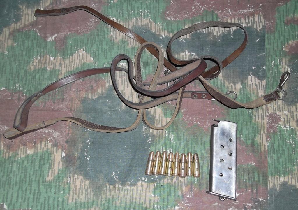 три разных кобуры ТТ. 06110