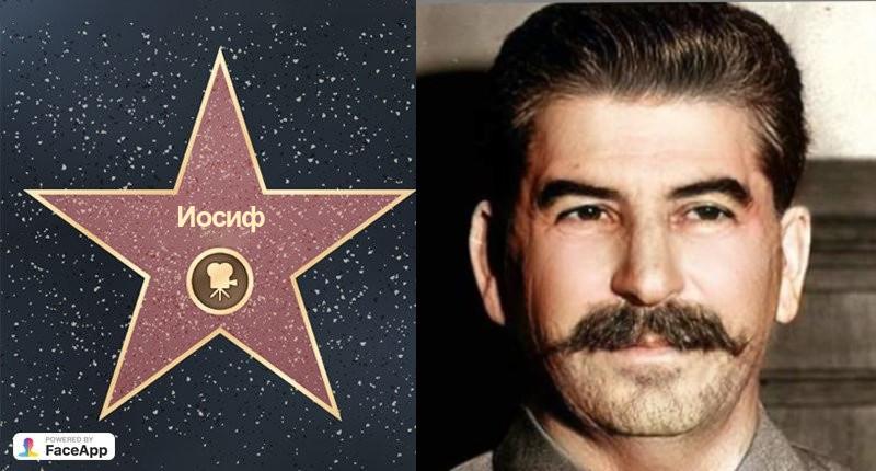 разнообразие образов И.В.Сталина и А.А. Гитлера в современной жизни Gen-6l10