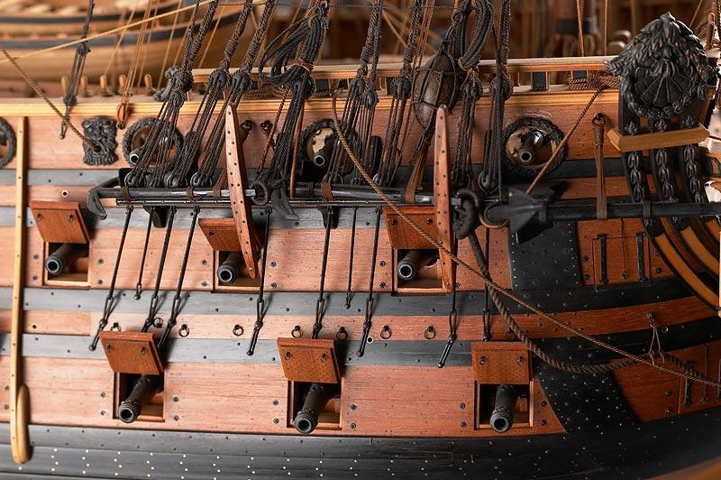 Mon deuxième bateau de Mantua/Sergal,le Soleil royal au 1/77éme de 1669 - Page 9 0oownn10