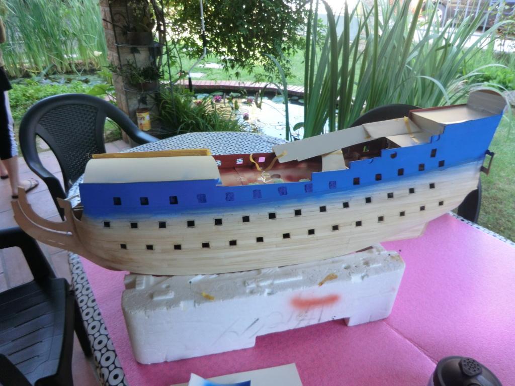 Mon deuxième bateau de Mantua/Sergal,le Soleil royal au 1/77éme de 1693  - Page 22 117