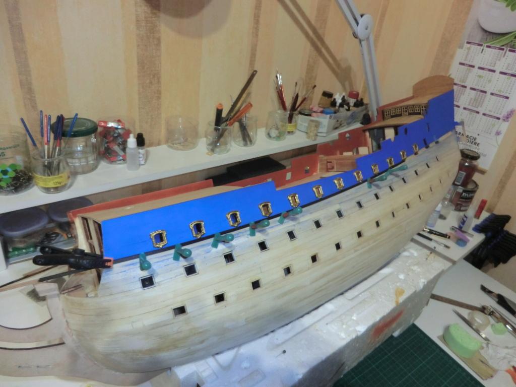Mon deuxième bateau de Mantua/Sergal,le Soleil royal au 1/77éme de 1693  - Page 22 4_110