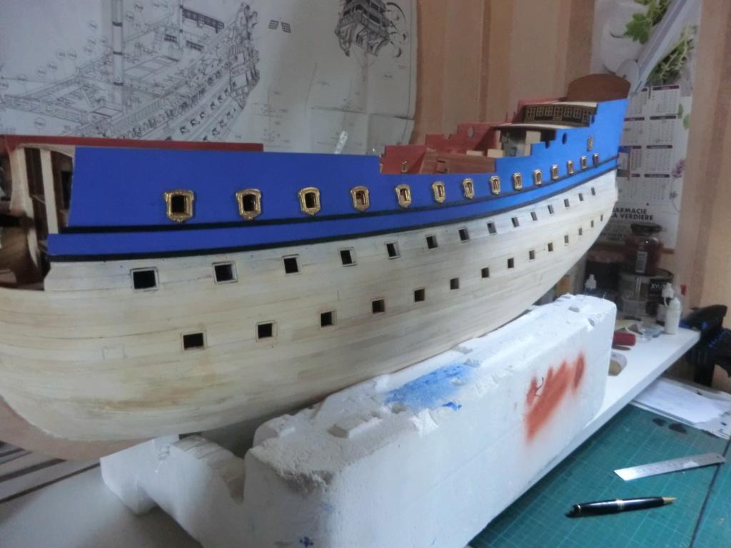 Mon deuxième bateau de Mantua/Sergal,le Soleil royal au 1/77éme de 1693  - Page 22 Cimg0011