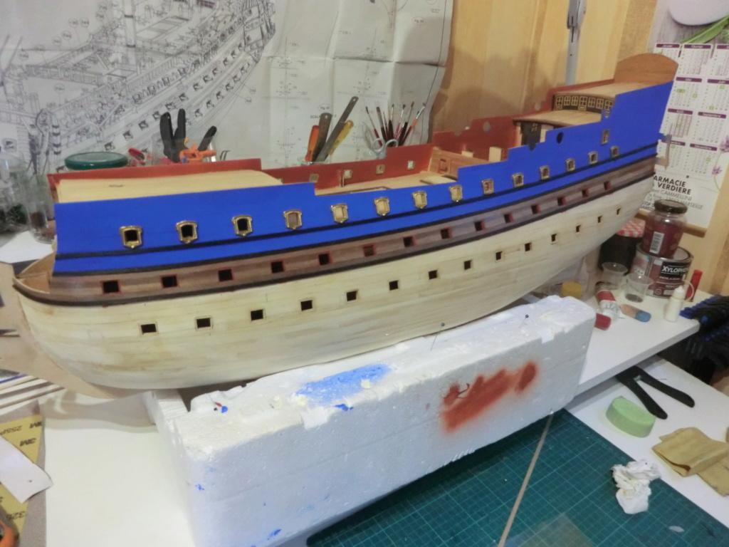 Mon deuxième bateau de Mantua/Sergal,le Soleil royal au 1/77éme de 1693  - Page 23 Cimg0019