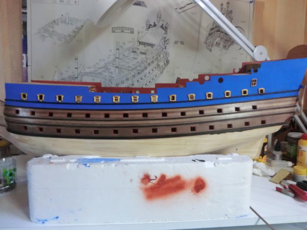 Mon deuxième bateau de Mantua/Sergal,le Soleil royal au 1/77éme de 1693  - Page 23 Cimg0023