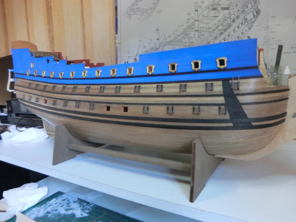 Mon deuxième bateau de Mantua/Sergal,le Soleil royal au 1/77éme de 1693  - Page 27 Cimg0129