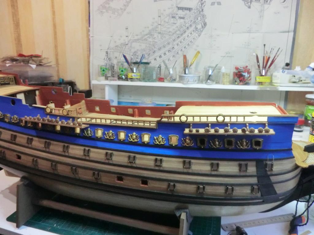 Mon deuxième bateau de Mantua/Sergal,le Soleil royal au 1/77éme de 1693  - Page 29 Cimg0222