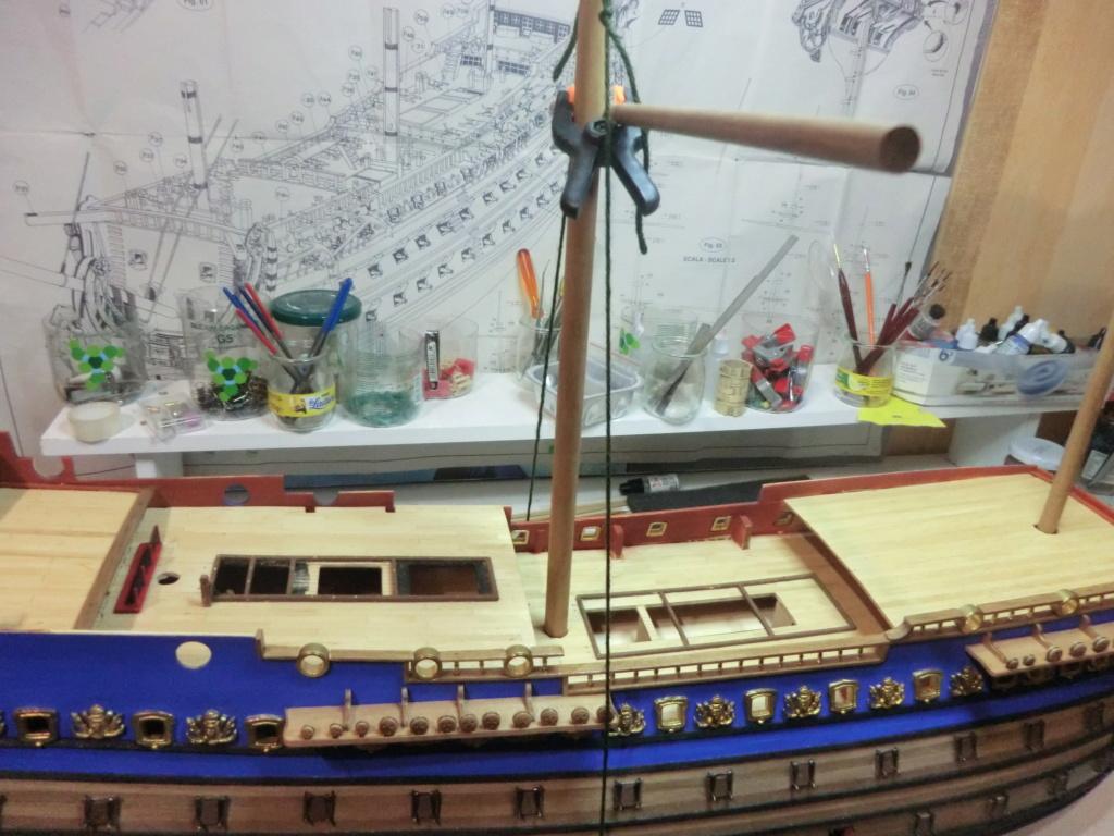 Mon deuxième bateau de Mantua/Sergal,le Soleil royal au 1/77éme de 1693  - Page 29 Cimg0229
