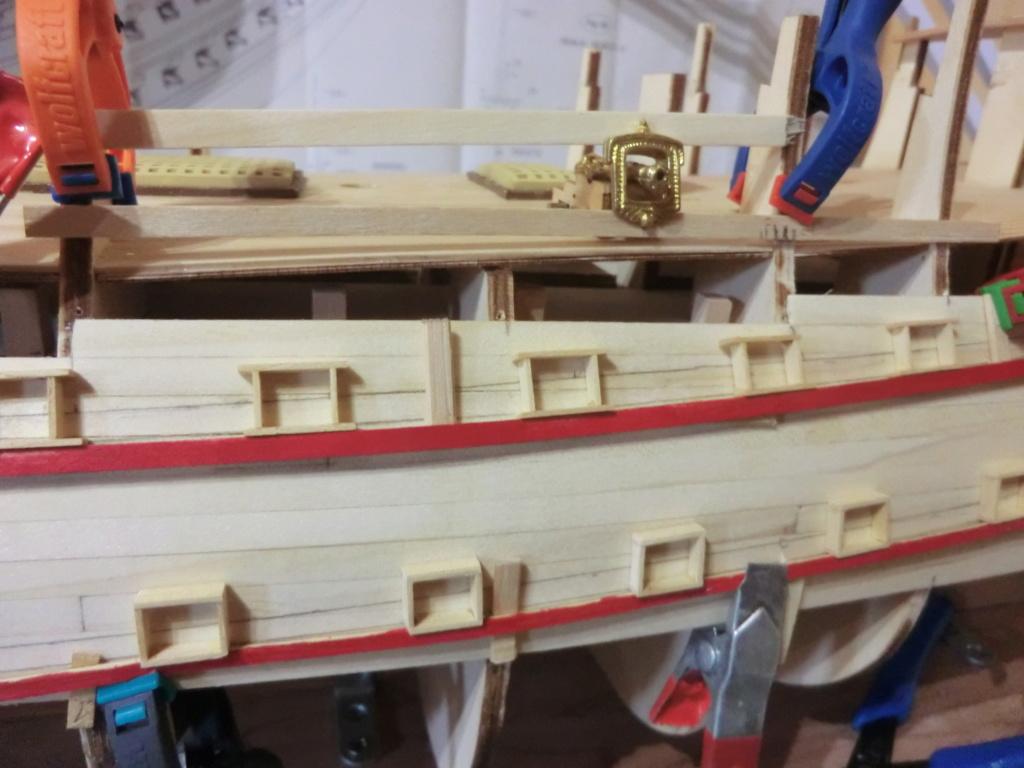 Mon deuxième bateau de Mantua/Sergal,le Soleil royal au 1/77éme de 1669 - Page 8 Cimg9529