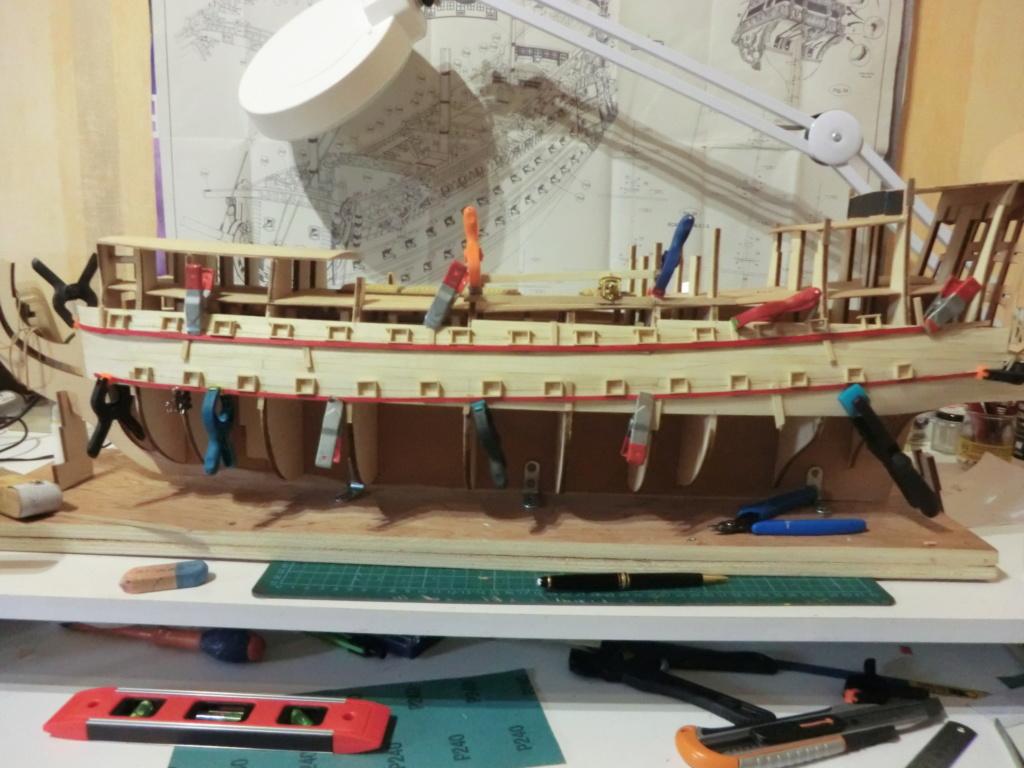 Mon deuxième bateau de Mantua/Sergal,le Soleil royal au 1/77éme de 1693  - Page 8 Cimg9530